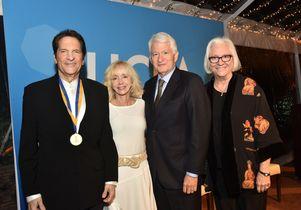 Peter Guber UCLA Medal