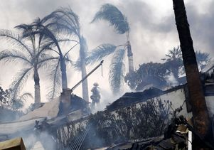 Ventura California wildfire