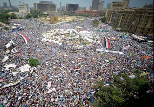 Arab Spring protest