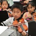Children with the Harmony Project