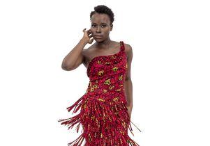 Ituen Basi dress