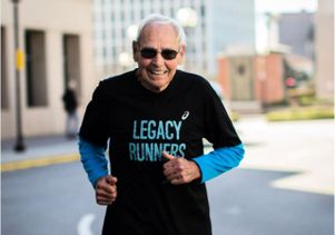 Runner, 80, completes L.A. Marathon three months after major heart surgery