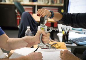 Testing grip