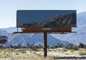 Jennifer Bolande's Billboard