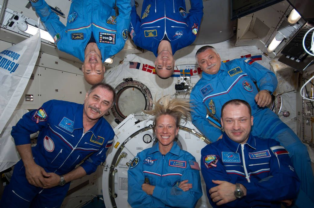 Expedition 26 NASA