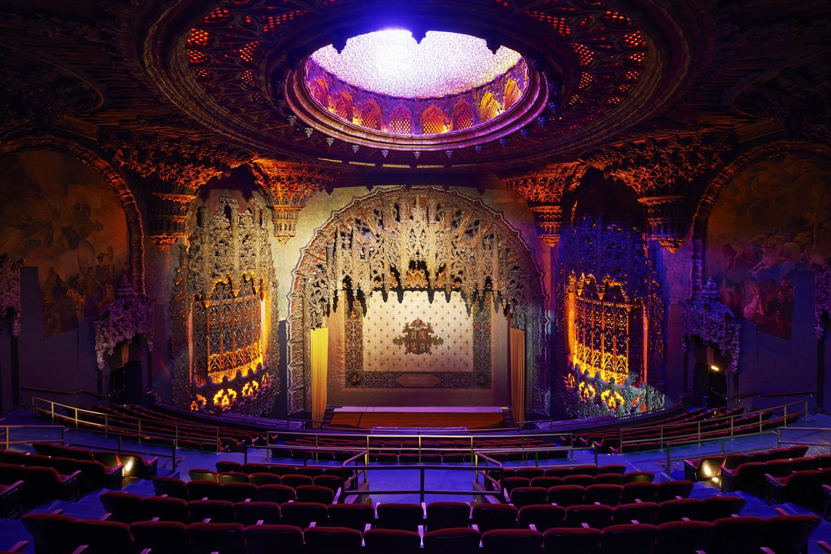 Theater at the Ace Hotel