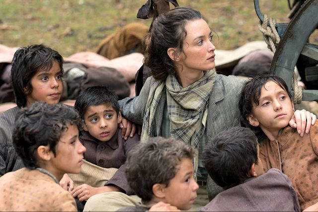 Still from The Promise