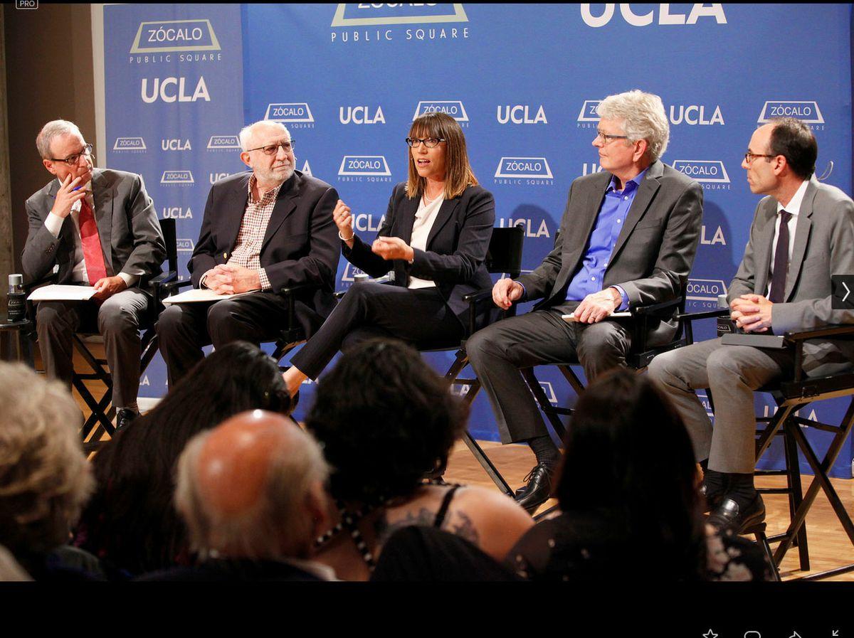 Zócalo/UCLA panel of political analysts