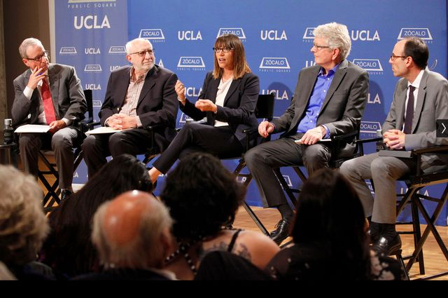 Zócalo/UCLA panel of political analysts