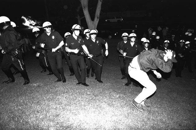 Ucla Experts Weigh In On Impact Of L A Uprising 25 Years Later Ucla