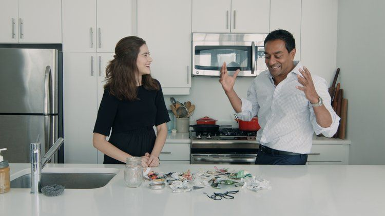 M. Sanjayan and Lauren Singer