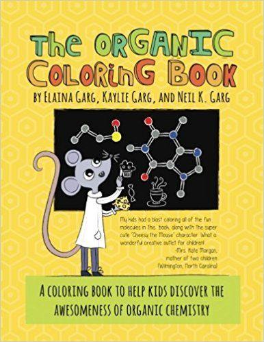 Organic Coloring Book