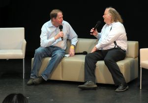 Mark and Jonathan Gold