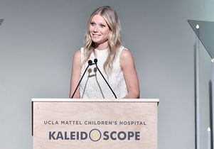 Gwyneth Paltrow at Kaleidoscope