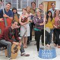 Old-Time String Band Ensemble