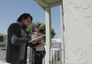 Erick Zerecero Marin and Anakaren Andrade