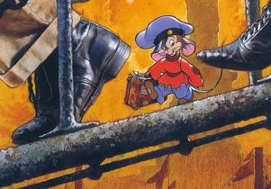 "Scene from ""An American Tail"""