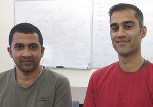 Sriram Sankararaman and Ameet Talwalkar