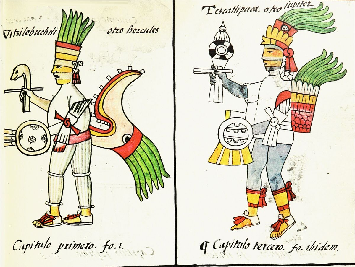 From the Florentine Codex