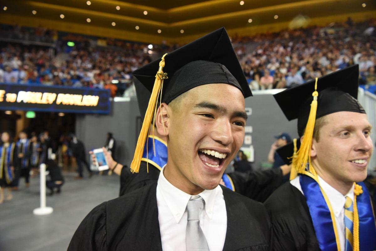 Ready to graduate