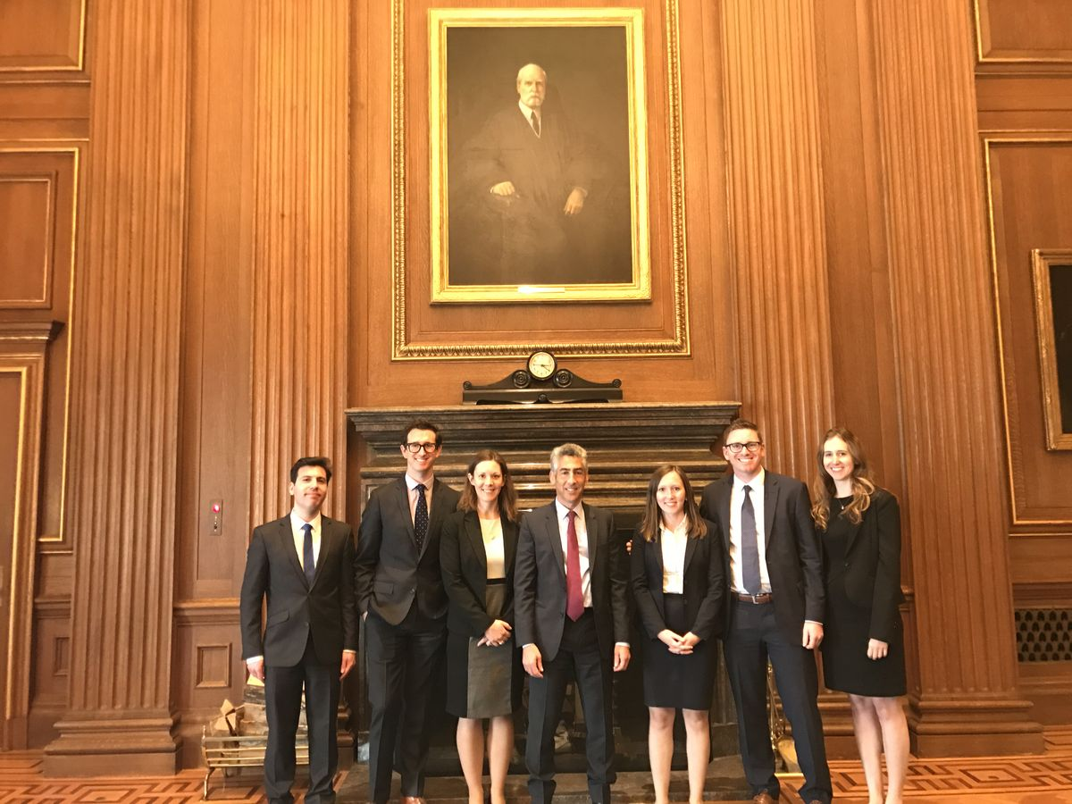 UCLA Law Supreme Court clinic