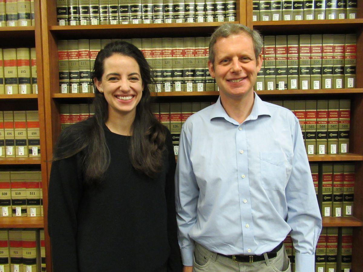 Elizabeth Arias and Eugene Volokh
