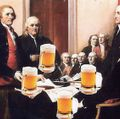 Constitution happy hour