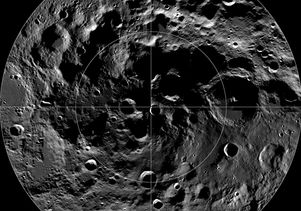 Shadowed Regions of the Moon