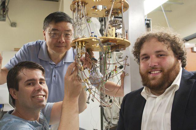 Freeman Jiang and Schoenfield