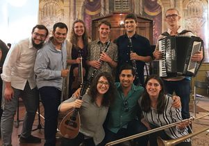 Klezmer Music Ensemble at UCLA