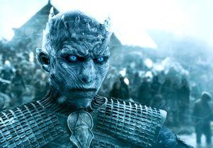 """Night's King played by Richard Brake, """"Game of Thrones"""""""