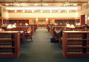 Darling Law Library at UCLA