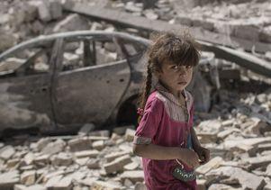 Girl in Mosul