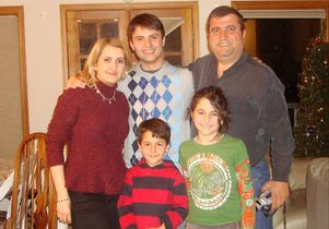 Razmik Ghukasyan Christmas 2010