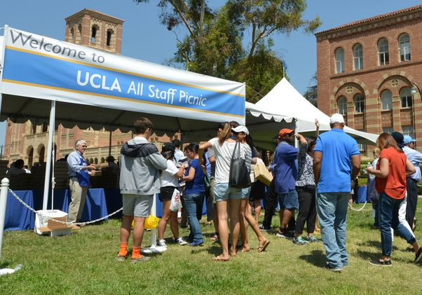 UCLA All Staff Picnic