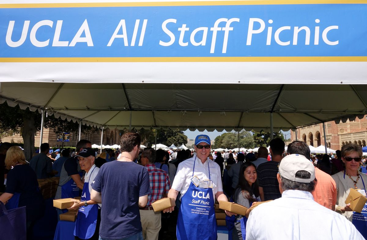 All-Staff picnic 2017