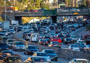 101 freeway rush hour