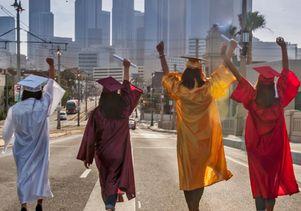 LAUSD graduates