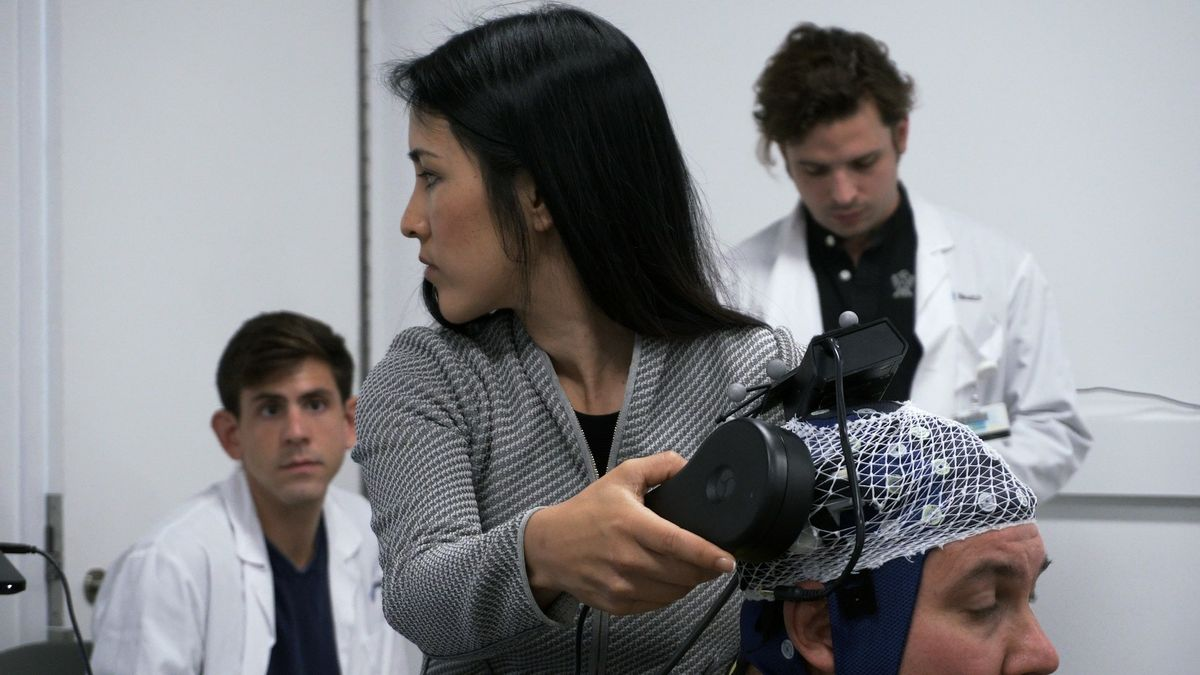 Nanthia Suthana virtual reality