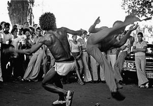 Dança da Capoeira II