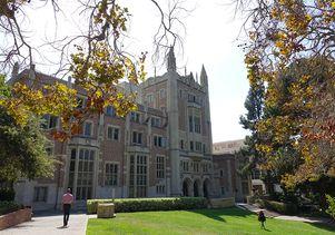 Kerckhoff Hall at UCLA