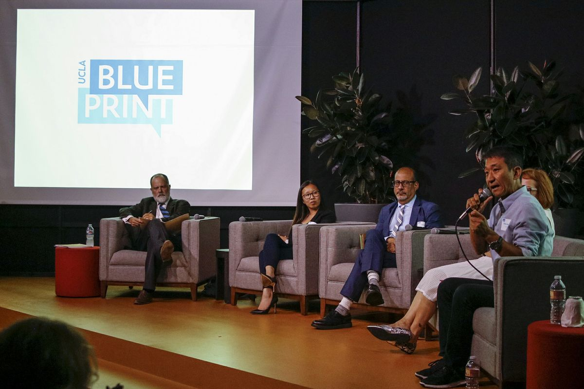 Blueprint immigration panel