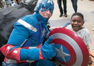 Fifth annual Superhero Day