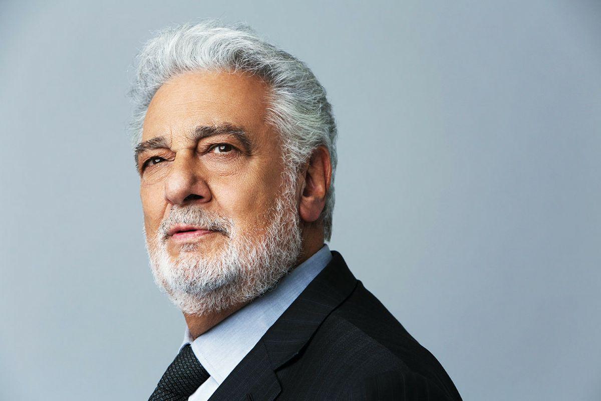 Plácido Domingo Sony