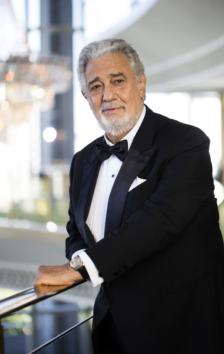 The King of the Opera, Placido Domingo, opened the Dubai Opera, designed by Atkins 28