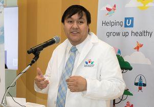 Grants awarded to pediatric cancer researcher at UCLA Mattel Children's Hospital