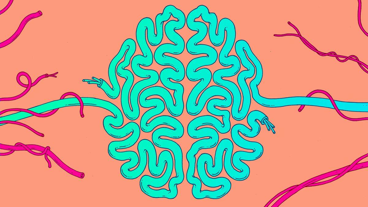 alzheimers research human brain