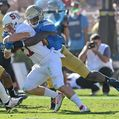 UCLA versus Stanford in football