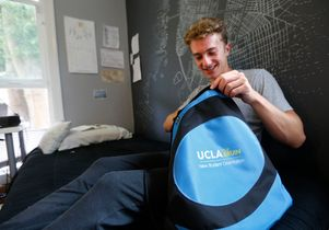UCLA student Mateo Mok
