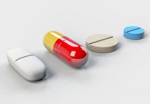 Four kinds of pills